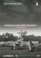 Mushroom - Camera ON 14 Morane Saulnier MS.406, France 1940