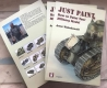 Mushroom JP01 Just Paint: How to Paint Your Military Model