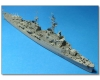 Niko Model 7011 1/700 Italian Light Cruiser San Marco 1950s