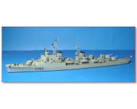 Niko Model 7012 1/700 Italian Light Cruiser San Giorgio 1950s