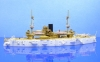Niko Model 7042 1/700 USS Texas 1895
