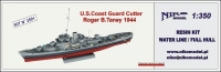 Niko Model 3501 1/350 Roger G.Taney 1944 U.S.Coast Guard Cutter