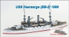 Niko Model 7060 USS Kearsarge (BB-5) 1899