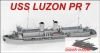 Niko Model 7067 USS LUZON PR-7 1941