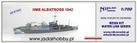 Niko Model 7078 HMS Albatross 1942