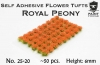 Paint Forge PFFL2625 Flowers 6mm - Royal Peony