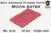 Paint Forge PFFL2629 Flowers 6mm - Moon Aster