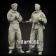 Panzer Art FI35-044 (BACKORDER) 1/35 Soviet assault engineers set