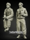 Panzer Art FI35-050 1/35 Waffen-SS tank officers Kharkov set