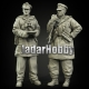 Panzer Art FI35-062 1/35 Waffen-SS Anorakanzug officers set
