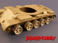 Panzer Art RE35-002 1/35 Burn out Wheels for T-55/62 Tanks