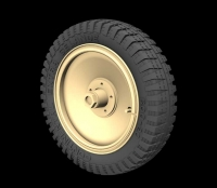 Panzer Art RE35-005 1/35 Drive Wheels for Sd.Kfz 250