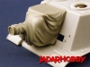 Panzer Art RE35-020 1/35 JSU 122/152 Mantlet with canvas cover (BACKORDER)