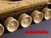 Panzer Art RE35-027 (Backorder) 1:35 Burn Out Wheels for T-72