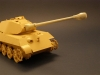 Panzer Art RE35-051 1/35 KwK43/L71 Barrel with Canvas Cover for King Tiger (Porsche Turret)