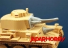 Panzer Art RE35-122 1:35 A7 Barrels with Canvas Cover for Pz. 38(t)