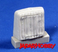 Panzer Art RE35-173 1:35 Cooler mask with canvas cover for Sd.kfz.7