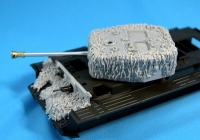 "Panzer Art RE35-200 1:35 A27 ""Cromwell"" Turret&hull with ""Hessian net"""