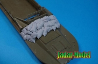 "Panzer Art RE35-243 1/35 Sand armor for US Vehicle ""DUKW"""