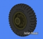 Panzer Art RE35-262 1:35 Bedford QLC Road Wheels (AVON)