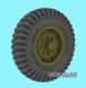 Panzer Art RE35-264 1/35 Humber Mk IV AC Road Wheels (Dunlop)