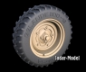 Panzer Art RE35-266 1/35 Schwimmwagen offroad wheels