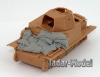 Panzer Art RE35-272 1:35 Sand Armor for Italian L6/40 tank