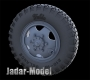 Panzer Art RE35-275 1/35 Sd.Kfz 232 road wheels ...