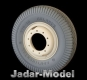 Panzer Art RE35-292 1/35 Road wheels Sd.Kfz 234 (Gelande)
