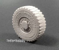 "Panzer Art RE35-564# 1/35 ""Rooikat"" AFV Road wheels"