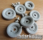 Panzer Art RE35-594# 1/35 Rolls-Royce AC Road wheels (Engelbert)