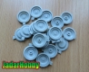 "Panzer Art RE35-629 1/35 M551 ""Sheridan"" Road wheels"