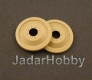 Panzer Art RE35-041 1/35 Spare Wheels for Panther D Tank