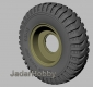 Panzer Art RE35-412 1/35 Humber Mk I Road wheels (Dunlop pattern)