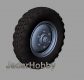 Panzer Art RE35-425 1/35 Mercedes G4 Road wheels (Commercial pattern)