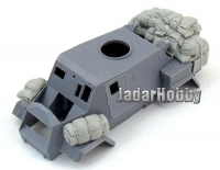 "Panzer Art RE35-473 1/35 Stowage set for ""Otter"" light reconnaissance car"