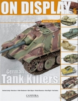 Canfora Publishing - On Display Vol.5 - German Tank Killers (książka)