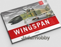 Canfora Publishing - Wingspan Vol.2: 1/32 Aircraft Modelling