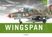 Canfora Publishing - Wingspan Vol.3. 1/32nd Scale Aircraft Modelling Book
