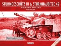 Panzerwrecks Ostfront Warfare Vol.1 - Sturmgeschütz III and Sturmhaubitze 42