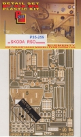 Part P35-259 1/35 Skoda RSO Basic Set (Riich Models)