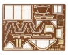 Part S48-056 1/48 Bf-109 E (owiewka kabiny) (Hobby Craft)