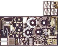 Part S48-086 1/48 Dornier Do 335A Pfeil (Tamiya)