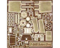 Part S48-097 1/48 F-86D/K Sabre Dog (Revell)
