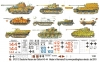 Peddinghaus 2112 1:48 German Tanks, East Front 1943-1944