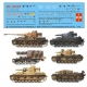 Peddinghaus 2670 1:48 DAK Tanks vol.4
