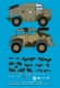 Peddinghaus 3327 1/72 Morris Gun Tractor Africa and Normandy with Mickymouse camouflage