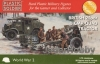 Plastic Soldier WW2G20007 1/72 British 25pdr and CMP Quad Tractor