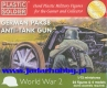 Plastic Soldier 1/72 WW2G20003 German PAK38 Anti-Tank Gun