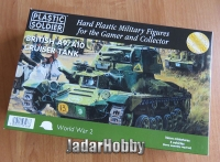 Plastic Soldier WW2V15029 15mm British A9/A10 Cruiser Tank
